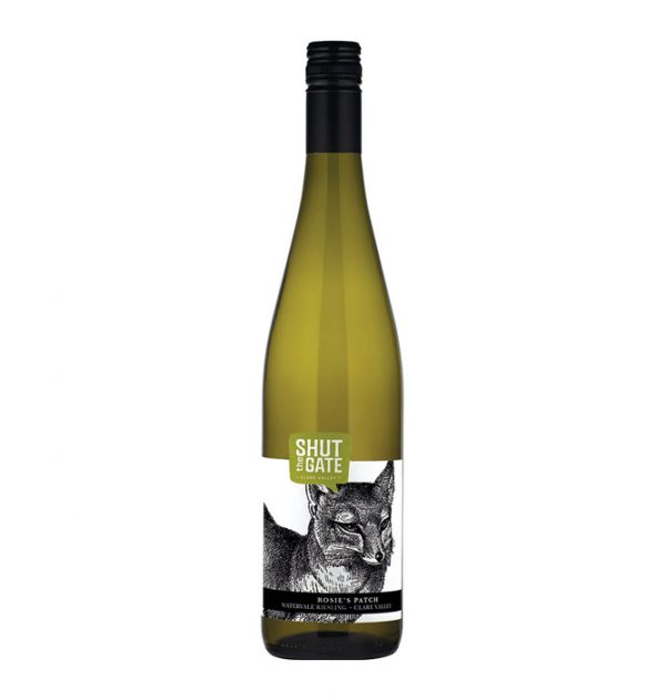 2020 Shut The Gate Rosie's Patch Watervale Riesling Clare Valley
